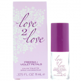 Love 2 Love Freesia + Violet Petals EDT 11ml