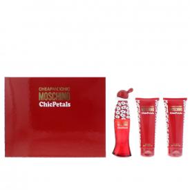 Moschino Cheap & Chic Chic Petals Eau de Toilette  50ml & Shower Gel 100ml Gift Set