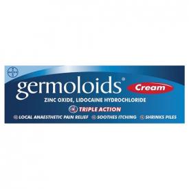 Germoloids Cream 25g