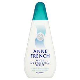 Anne French Deep Cleansing Milk – 200ml