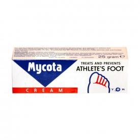 Mycota Athlete's Foot Cream - 25g