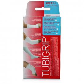 Tubigrip Elasticated Tubular Support Bandage Size D 0.5m