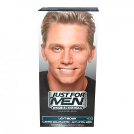 Just For Men Shampoo-In Haircolour Light Brown H-25