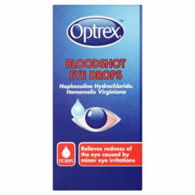 Optrex Bloodshot Eye Drops – 10ml