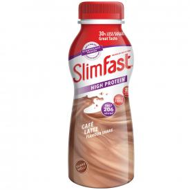 Slim-Fast Cafe Latte Flavour Shake Drink 325ml