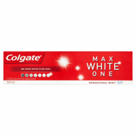 Colgate Max White One Toothpaste – 75ml
