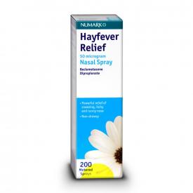 Hayfever Relief Nasal Spray - 200 Sprays (Brand May Vary)