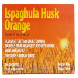 Ispaghula Husk Orange – 30 Sachets
