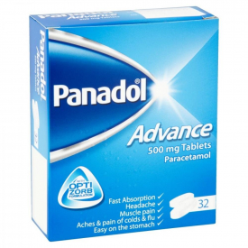 Panadol Advance - 32 x 500mg Tablets