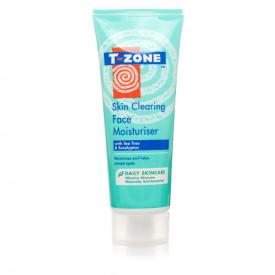 T-Zone Skin Clearing Face Moisturiser - 75ml