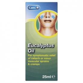 Care Eucalyptus Oil – 25ml
