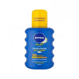 Nivea Sun Moisturising Sun Spray SPF30 - 200ml