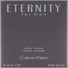 Calvin Klein Eternity For Men Aftershave 100ml