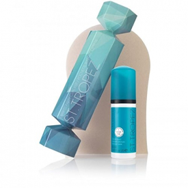 St Tropez Blue Self Tan Party Cracker with Mousse and Mitt