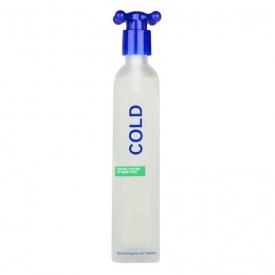 Benetton Cold Eau De Toilette Spray - 100ml/3.4oz