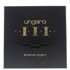 Ungaro Homme EDT 100ml + Shower Gel 100ml