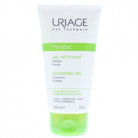 Uriage Hyseac Cleansing Gel Comb/Oily Skin 150ml