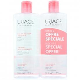 Uriage Thermal Micellar Water Sensitive Skin 2 X 500ml