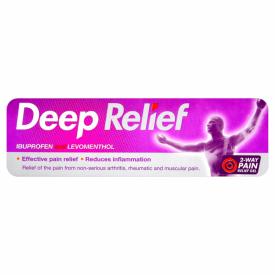 Deep Relief Gel - 100g