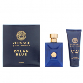 Versace Dylan Blue EDT 50ml And Bath And Shower Gel 100ml