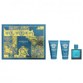 Versace Eros EDT 50ml Gift Set