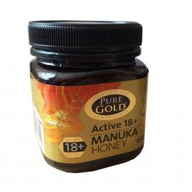 Pure Gold Premium Select Manuka Honey 18+ 250g