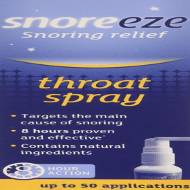 Snoreeze Throat Spray - 23.5ml