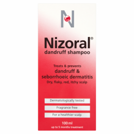 Nizoral Anti-Dandruff Shampoo – 100ml