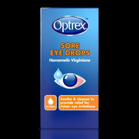 Optrex Sore Eye Drops – 10ml