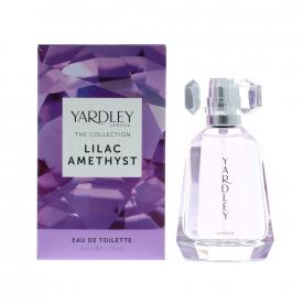 Yardley Lilac Amethyst EDT - 50ml Spray