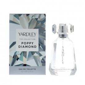 Yardley Poppy Diamonds EDT - 50ml Spray