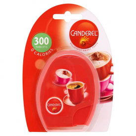 Canderel 0 Calories Sweetener 300 Tablets