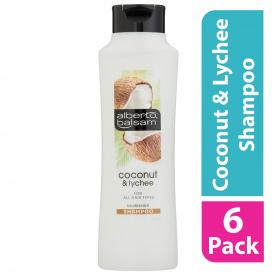 Alberto Balsam Coconut Shampoo 350ML (Case of 6)