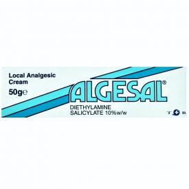 Algesal Local Analgesic Cream - 50g