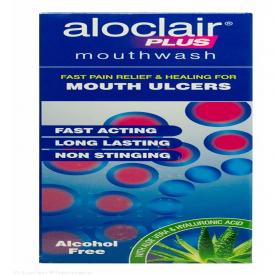 Aloclair Plus Mouthwash 120ml