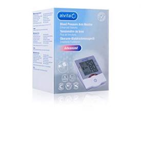 Alvita Upper Arm Advanced Blood Pressure Monitor