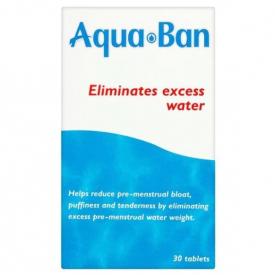Aquaban Diuretic Tablets - Pack of 30