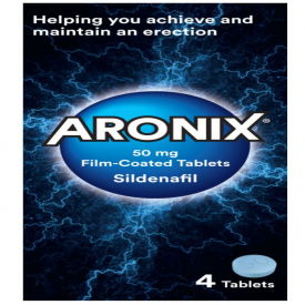 Aronix Tablets 50mg - Pack of 4