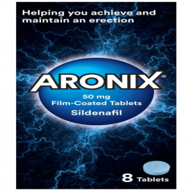 Aronix Tablets 50mg - Pack of 8