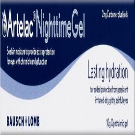Artelac Nighttime Gel – 10g