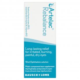 Artelac Rebalance Ophthalmic Solution - 10ml