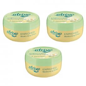 Atrixo Enriched Moisturising Cream 200ml - Pack of 3