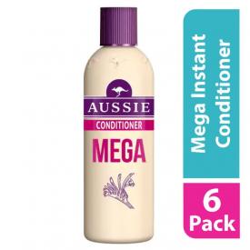 Aussie Mega Conditioner Aussome Feeling 250ml (Case of 6)