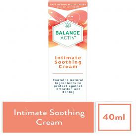 Balance Activ Intimate Soothing Cream 40ml