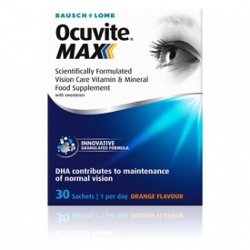 Bausch and Lomb Ocuvite Max - 30 Sachets