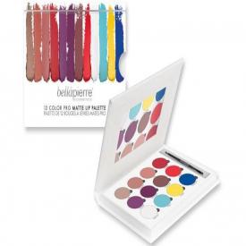 BellaPierre 12 Color Pro Matte Lip Palette - Limited Edition