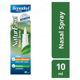 Benadryl NaturEase Nasal Spray