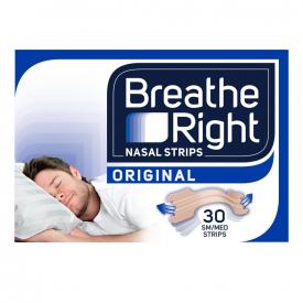 Breathe Right Regular - 30 Nasal Strips