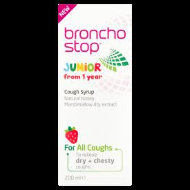 Bronchostop Junior Syrup - 200ml