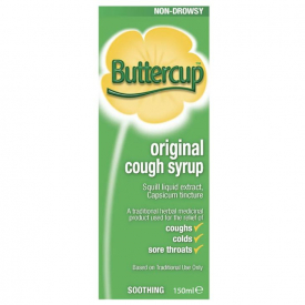 Buttercup Original Cough Syrup - 150ml